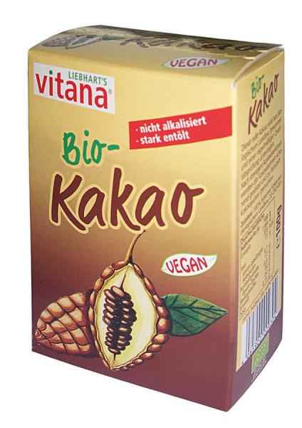 *Bio Kakao aus kontrolliert biologischem Anbau (100g) Vitana