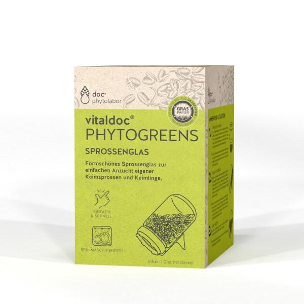 Sprossenglas - 1Stk - vitaldoc® PHYTOGREENS