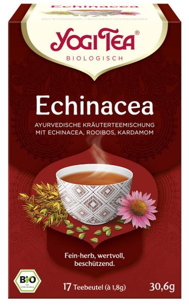 *Bio Yogi Tea® Echinacea Bio (17x1,8g) Yogi Tea®, Yogi Tea GmbH