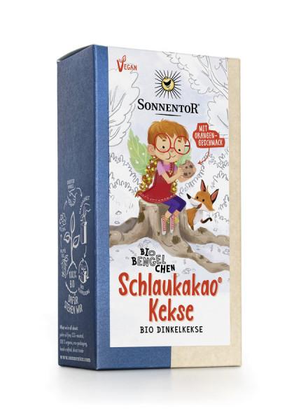 *Bio Schlaukakao Kekse mit Kokosblütenzucker Bio-Bengelchen®, Packung (125g) Sonnentor