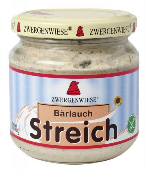 *Bio Bärlauch Streich (180g) Zwergenwiese