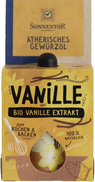 *Bio Vanille-Extrakt ätherisches Gewürzöl (4,5ml) Sonnentor