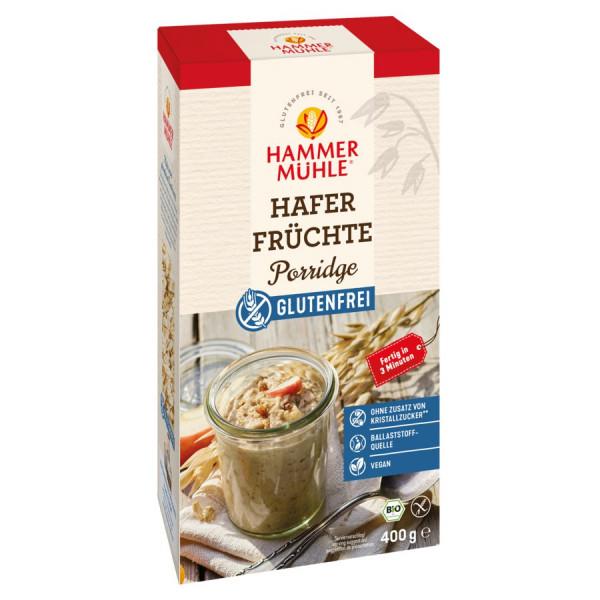 *Bio Bio Hafer Früchte Porridge gf (400g) Hammermühle