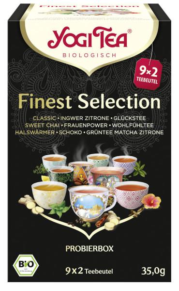 *Bio Yogi Tea® Finest Selection Bio (18x1,9g) Yogi Tea®, Yogi Tea GmbH