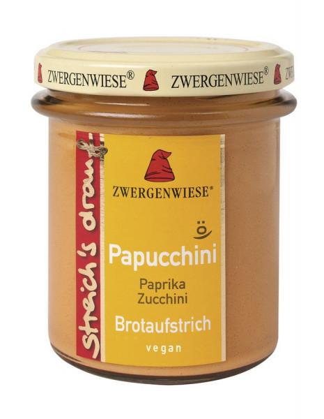 *Bio streich´s drauf Papucchini (160 g) Zwergenwiese