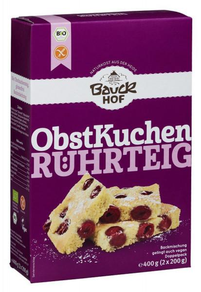 *Bio Obstkuchen Rührteig glutenfrei Bio (400g) Bauckhof