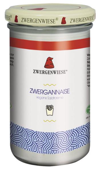 *Bio Zwergannaise Glas (230ml) Zwergenwiese