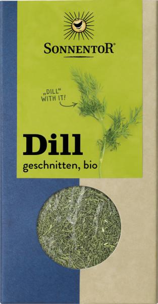*Bio Dill geschnitten, Packung (15g) Sonnentor