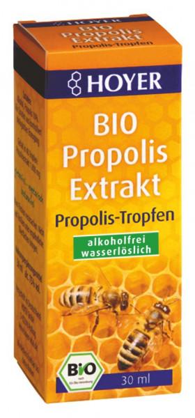 *Bio Propolis Extrakt, alkoholfrei (30ml) Hoyer