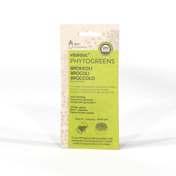 *Bio Broccoli - 50g - vitaldoc® PHYTOGREENS