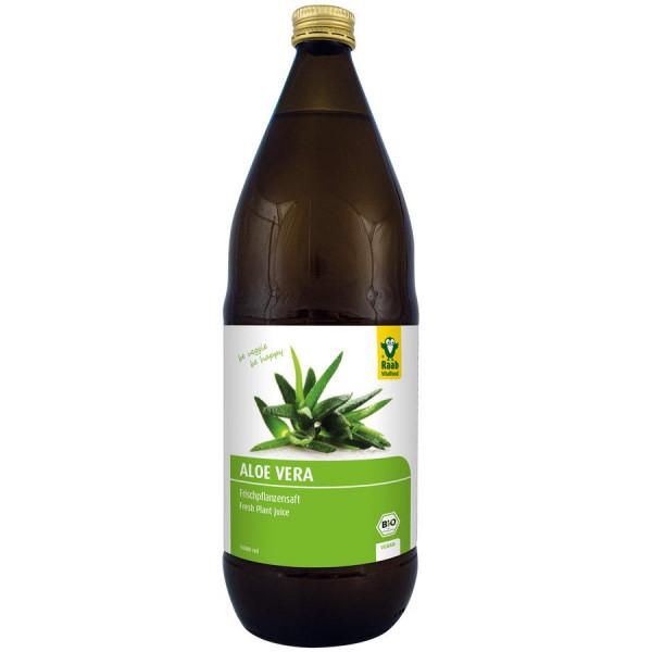 *Bio Bio Aloe Vera Drink (1l) Raab Vitalfood