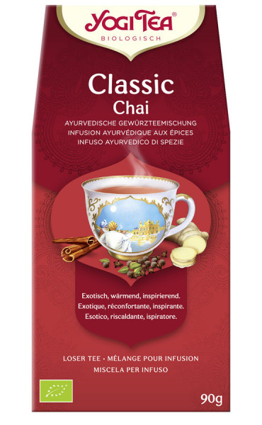 *Bio Yogi Tea® Classic Chai Bio (90g) Yogi Tea®, Yogi Tea GmbH
