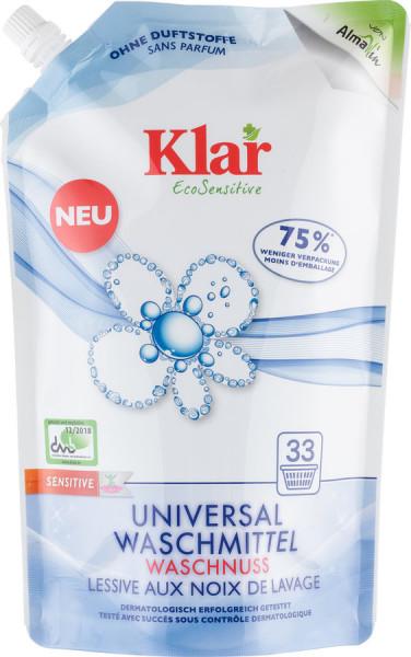 Universal Waschmittel Waschnuss (1,5l) Klar