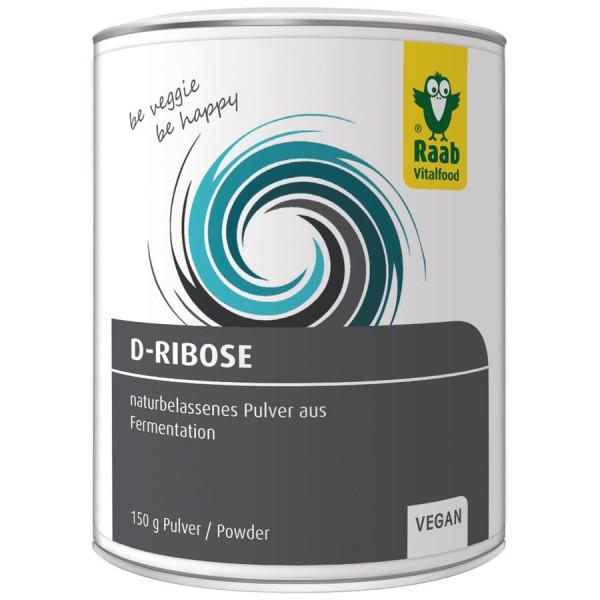 D-Ribose konventionell (150g) Raab Vitalfood