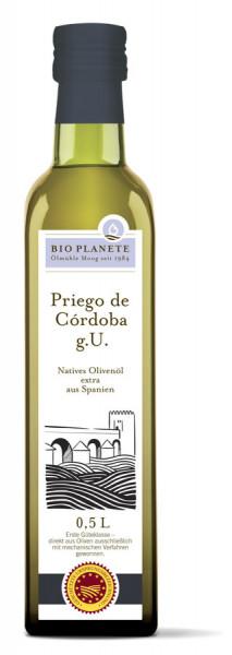 *Bio Natives Olivenöl extra Priego de Córdoba g.U. 0,5 l (0,5l) BIO PLANÈTE