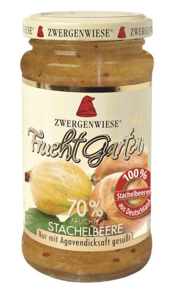 *Bio FruchtGarten Stachelbeere (225g) Zwergenwiese