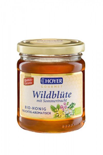 *Bio Wildblütenhonig (250g) Hoyer