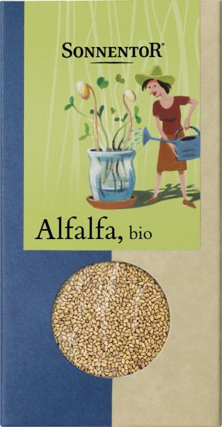 *Bio Alfalfa, Packung (120g) Sonnentor