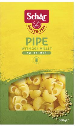 Pasta Pipe (500g) Schär