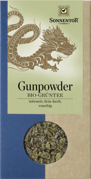 *Bio Gunpowder Chinesischer Grüntee lose (100g) Sonnentor