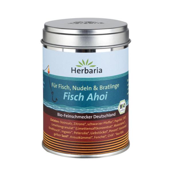 *Bio Fisch Ahoi bio M-Dose (85g) HERBARIA