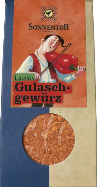 *Bio Lászlós Gulaschgewürz, Packung (50g) Sonnentor