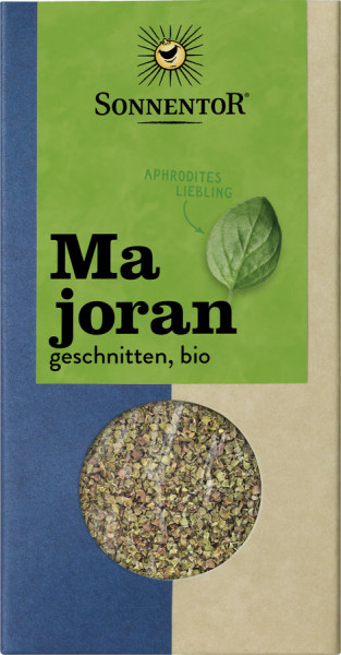 *Bio Majoran geschnitten, Packung (10g) Sonnentor