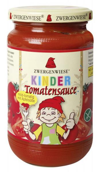 *Bio Kinder Tomatensauce (340ml) Zwergenwiese