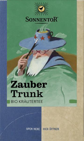 *Bio Zaubertrunk Kräutertee, Doppelkammerbeutel (27g) Sonnentor