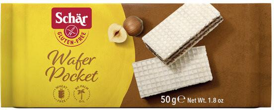 Wafer Pocket (50g) Schär