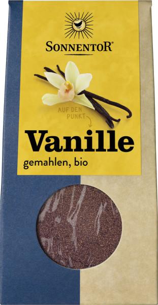 *Bio Vanillepulver, Packung (10g) Sonnentor