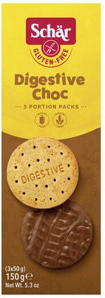 Digestive Choc (150g) Schär