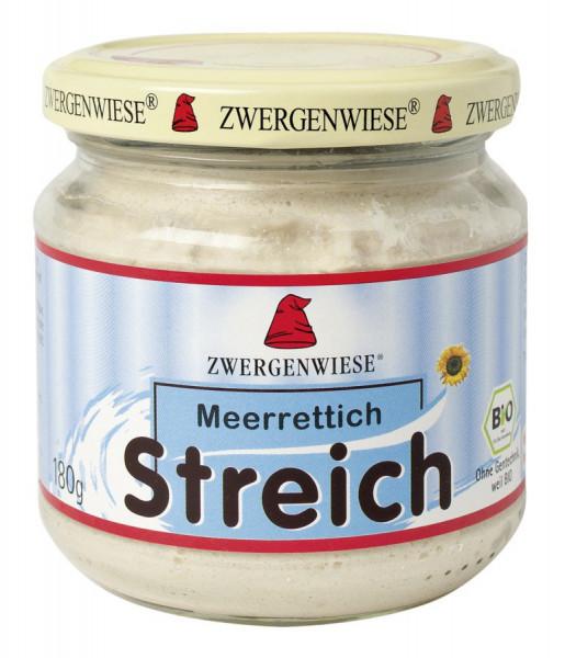 *Bio Meerrettich Streich (180g) Zwergenwiese