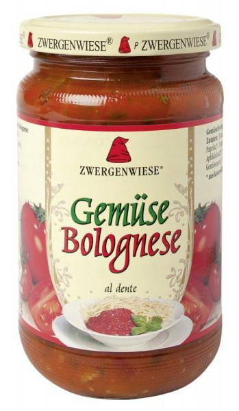 *Bio Gemüse Bolognese (340ml) Zwergenwiese