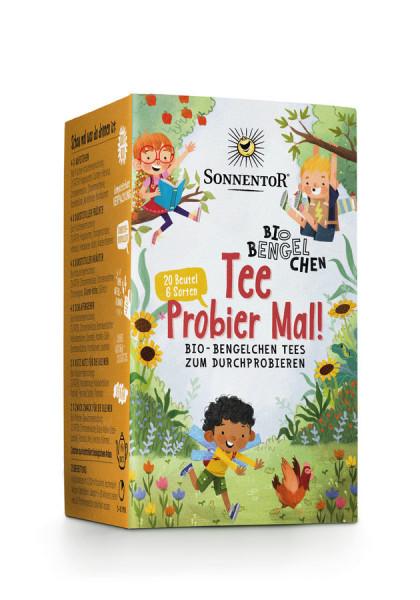 *Bio Bio-Bengelchen® Tee Probier mal!, Doppelkammerbeutel (32,8g) Sonnentor
