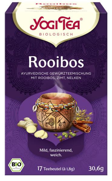 *Bio Yogi Tea® Rooibos Bio (17x1,8g) Yogi Tea® , Yogi Tea GmbH
