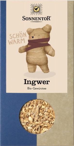 *Bio Ingwer lose (90g) Sonnentor