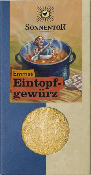 *Bio Emmas Eintopf Gewürz, Packung (50g) Sonnentor