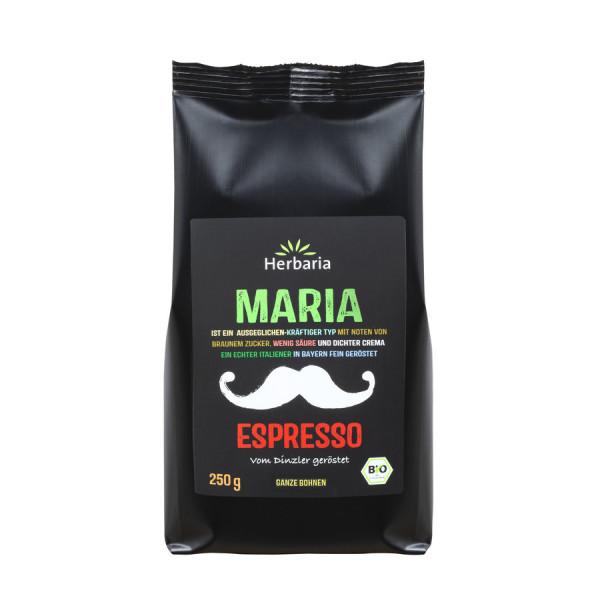 *Bio Maria Espresso ganz bio (250g) HERBARIA