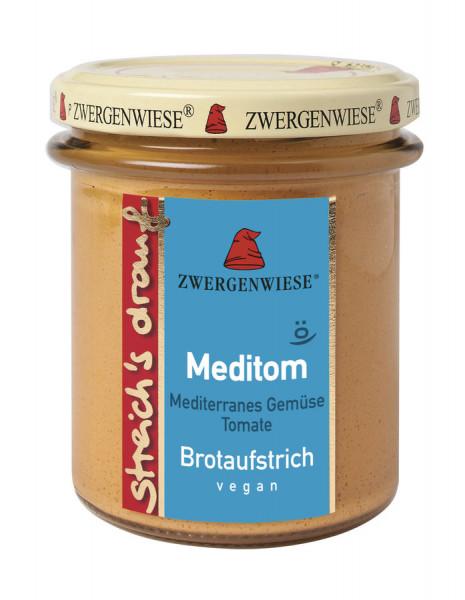 *Bio streich´s drauf Meditom (160 g) Zwergenwiese