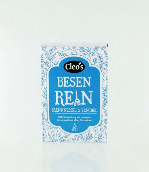 *Bio Besenrein (18 x 1,5g) Cleo's