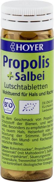 *Bio Propolis & Salbei-Lutschtabletten (60 Tbl.) Hoyer