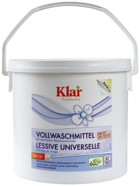 Vollwaschmittel (4,4kg) Klar