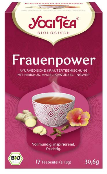 *Bio Yogi Tea® Frauenpower Bio (17x1,8g) Yogi Tea®, Yogi Tea GmbH