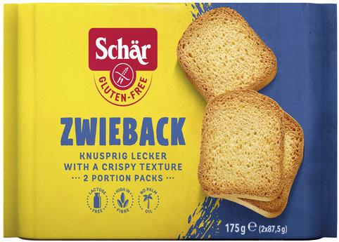 Zwieback (175g) Schär