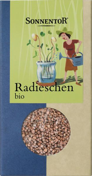 *Bio Radieschen, Packung (120g) Sonnentor