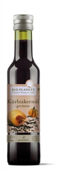 *Bio Kürbiskernöl geröstet (0,25l) BIO PLANÈTE