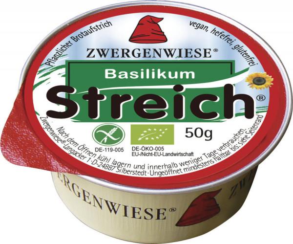 *Bio Kleiner Streich Basilikum (50g) Zwergenwiese
