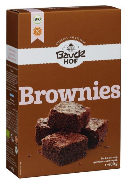 *Bio Brownies glutenfrei Bio (400g) Bauckhof