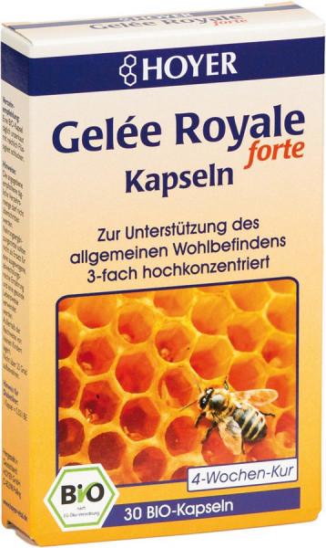 *Bio Gelée Royale forte Kapseln (30 Kps.) Hoyer
